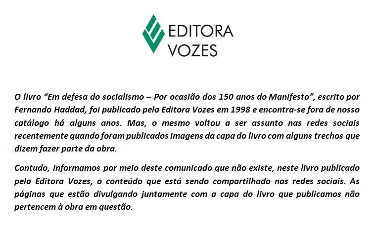 EditoraVozes
